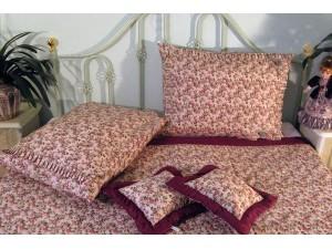 Prehoz na posteľ: Staroanglická ružička