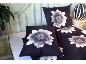 Posteľné obliečky: Veľký biely kvet