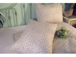 Bavlnené posteľné obliečky: Vidiecky vzor